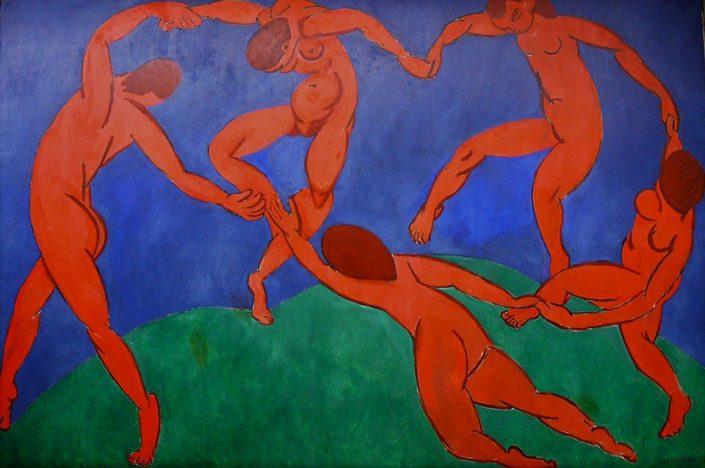 Corps et pensée en mouvement pour apprivoiser le stress et l'inconnu - Danse de Matisse